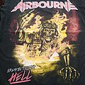Airbourne 2016 European Tour Shirt