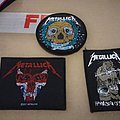 More Metallica Patches!