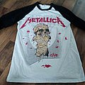 Metallica ,One Base Ball Style shirt