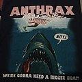 Anthrax Jaws Shirt