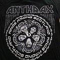 Anthrax Kings Among Scotland Shirt