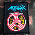 anthrax state of euphoria patch