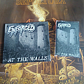 Enforced At The Walls cassette and cd Tape / Vinyl / CD / Recording etc