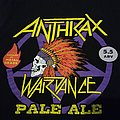 Anthrax 2018 TourShirt