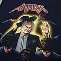 Anthrax early 2000s return of the killer A,s Tour Shirt
