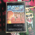 D.A.M. Human Wreckage Cassette  Other Collectable