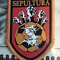 Sepultura Football Crest Patch