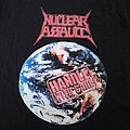 Nuclear Assault Handle with care shirt (bootleg)