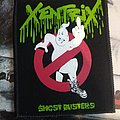 Xentrix Ghost busters printed patch
