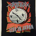 Anthrax Live In Japan BackPatch