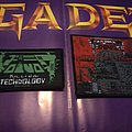 Voivod Patches
