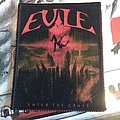 Evile enter the grave Printed Patch