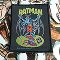 Risk Original 1990 Ratman woven patch