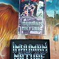 Inhuman Nature Self Titled Cassette + Woven Patch