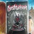 Destruction Born To Perish Cassette  Tape / Vinyl / CD / Recording etc