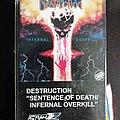 Destruction cassette