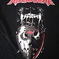 Airbourne, London show shirt.