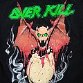 Overkill birth of tension tour shirt