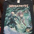 Megadeth Super Collider Shirt