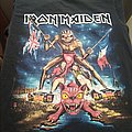 Iron Maiden Download Festival 2016 Shirt