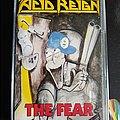 Acid Reign The Fear Cassette