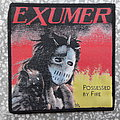 Exumer - Possessed by Fire - Woven Unused Patch