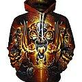 Motörhead - Hooded Top - Motorhead - 3D Hoodie  NEW  size - XL