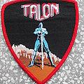 "Talon ""Neutralized""  official woven patch"