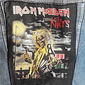 Iron Maiden - Patch - Iron Maiden - Killers   Back Patch  2005 year