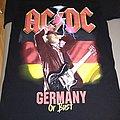 AC/DC - TShirt or Longsleeve - AC/DC Germany Tour 2016 T-Shirt  size - S
