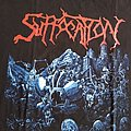 Suffocation - Effigy Of The Forgotten  T-shirt size - XL Made in U.S.А
