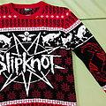 Slipknot - TShirt or Longsleeve - Slipknot - Pentagram Ugly Christmas Adult Sweater