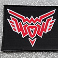 Wendy O. Williams - Patch - Wendy O. Williams WOW woven patch  Plasmatics