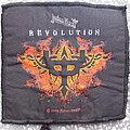 Judas Priest - Patch - Judas Priest - Revolution - Woven  Patch