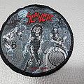 Slayer - Patch - Slayer - Live Undead - ORIGINАL Round Patch