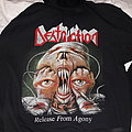 Destruction - Hooded Top - Destruction Release from agony 30th anniversary hoodie