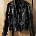 . - Battle Jacket - Leather jacket size M-L