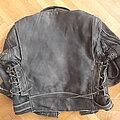 . - Battle Jacket - Old dutch leather jacket