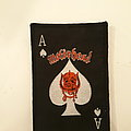 Motörhead ace of spades patch