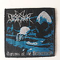 Desaster - Patch - Desaster Tyrants of the netherworld woven patch