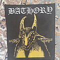Bathory - Patch - Yellow goat bp