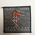 Celtic Frost - Patch - Cold lake patch