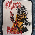 Iron Maiden - Patch - Killers