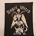 Angel Witch - Patch - Vintage Angel Witch patch