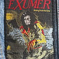 Exumer - Patch - Rising from the sea