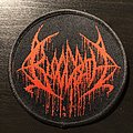 Bloodbath - Patch - Bloodbath Red Logo Patch