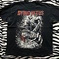 Dying Fetus - European Tour 2014 Shirt