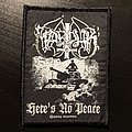 Marduk - Here's No Peace Patch