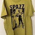 Spazz - TShirt or Longsleeve - Spazz - yellow