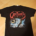 Obituary cause of death t shirt